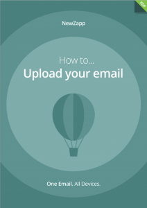 Download our pdf guide to uploading your own HTML