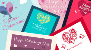 Valentines Email Templates.